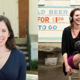Food & Wine: Tina Antolini and Sara Camp Milam are Tracking Southern Food Culture
