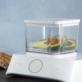 Food & Wine: These Genius Vacuum-Sealed Food Containers Help Leftovers Last Up to 5 Times Longer