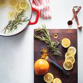 Food & Wine: The Fastest Way to Make Your House Smell Amazing