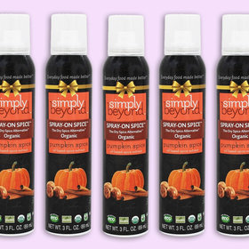 Food & Wine: Spray-On Pumpkin Spice Makes Anything Taste Like Autumn
