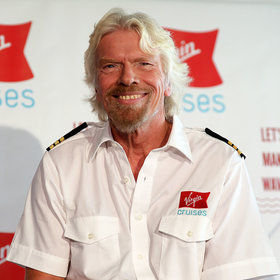 Food & Wine: Richard Branson Says His Best Ideas Happen in the Bath