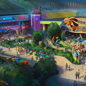 Food & Wine: Disney World Just Revealed Exciting New Details About Toy Story Land