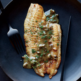 Food & Wine: Sole Meunière