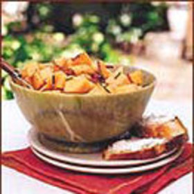 Food & Wine: Savory Cantaloupe Salad