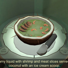 Food & Wine: Is This Soup? A Video Game Asks the Important Question