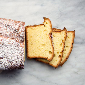 Food & Wine: Sour Cream Pound Cake