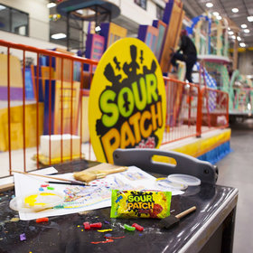 Food & Wine: The Sour Patch Kids Macy's Thanksgiving Day Parade Float Will Debut This November