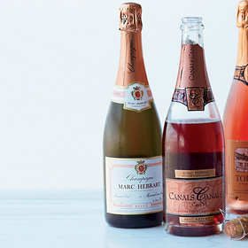 Food & Wine: You Don't Have to Drink Pink on Valentine's Day