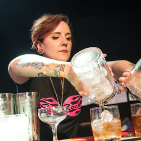 Food & Wine: Watch the Fastest, Fiercest Female Mixologists in Action at Speed Rack This Weekend