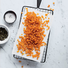 Food & Wine: Fried Spiced Red Lentils