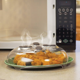 Food & Wine: Never Clean the Microwave Again With This $2 Tool