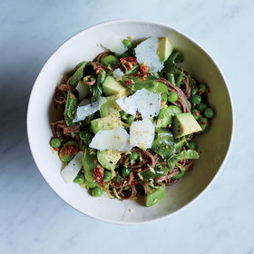 Food & Wine: Spring Buckwheat Noodle Salad