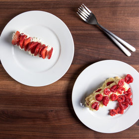 Food & Wine: Spring Millefeuille