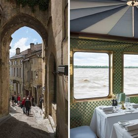Food & Wine: This Uniworld River Cruise Through Bordeaux Is All About Wine, Cheese, Oysters, and Lavish Châteaux