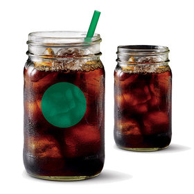 Food & Wine: Starbucks Embraces Its 2012 Hipsterism, Sells Coffee in Mason Jars