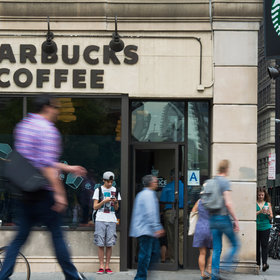 Food & Wine: Starbucks Has a Response to President Trump's Immigration Ban: Hire 10,000 Refugees
