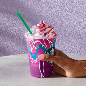 Food & Wine: Did Starbucks Steal Their Idea For the Unicorn Frappuccino?