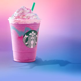 Food & Wine: Why the Unicorn Frappuccino Is the Drink America Deserves