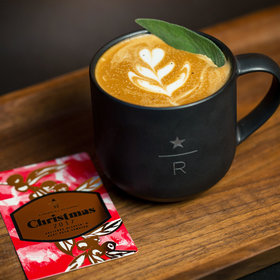 Food & Wine: Starbucks Unveils a Juniper Latte at Select Locations