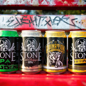 Food & Wine: Stone Brewing Finally Distributes Its Beer in All 50 States