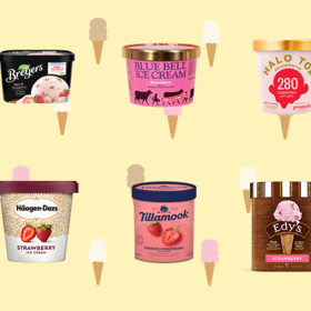 Food & Wine: We Tried 6 Brands of Strawberry Ice Cream to Find the Best One