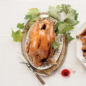 Food & Wine: Anthony Bourdain's Stunt Turkey