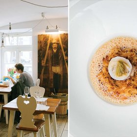 Food & Wine: Vilnius, Lithuania's Best Restaurants and Bars: Why Food Lovers Should Plan a Trip