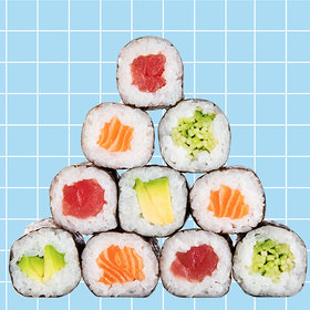 Food & Wine: Is Sushi Healthy? The Answer May Surprise You