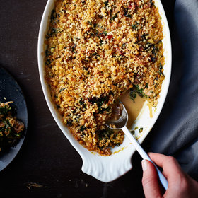 Food & Wine: Swiss Chard Casserole