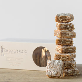 Food & Wine: Stuff Those Stockings with These Chewy Swiss Cookies