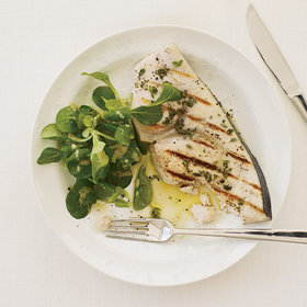 Food & Wine: Swordfish Sicilian-Style
