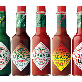 Food & Wine: The Definitive Ranking of Every Tabasco Flavor