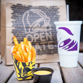 mkgalleryamp; Wine:  Taco Bell Reveals Why It Took So Long to Get Fries on the Menu