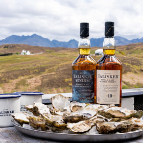 mkgalleryamp; Wine: Why the Best Thing to Pair With Oysters Is a Deeply Smoky Scotch