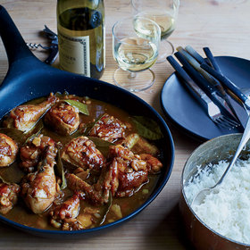 Food & Wine: Tangy Chicken Adobo