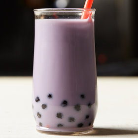 Food & Wine: Taro Bubble Tea