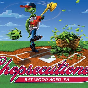 Food & Wine: The Newest Ballpark Beer Is Aged on Baseball Bats