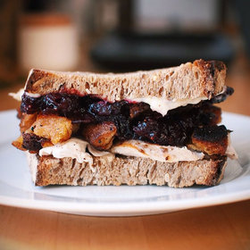 Food & Wine: 6 Ways to Upgrade Your Thanksgiving Leftovers Sandwich