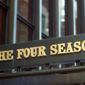 Food & Wine: Four Seasons Restaurant Auction Blasts Past Expectations
