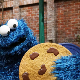 Food & Wine: Cookie Monster's New Book Is Titled 'The Joy of Cookies'