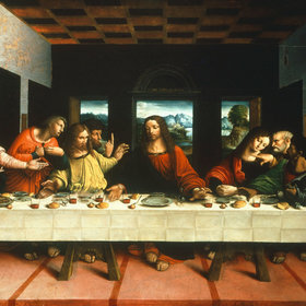 Food & Wine: What Did Jesus and the Apostles Eat at the Last Supper?