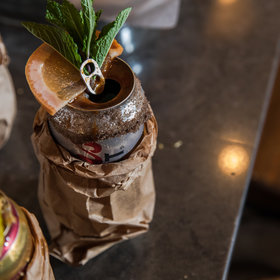 Food & Wine: New 'Upscale Dive' Bars Raise Questions of Appropriation