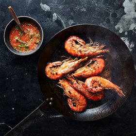 Food & Wine: The Snappiest Shrimp