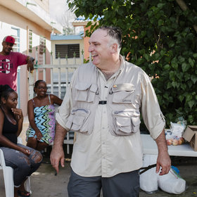 Food & Wine: 'Everybody Has to Do More.' How Chef José Andrés Is Serving Millions of People Displaced By Hurricanes