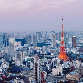Food & Wine: How to Fly to Tokyo for $459 Round-Trip