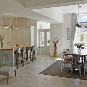 Food & Wine: How to Design a Truly Sociable Kitchen