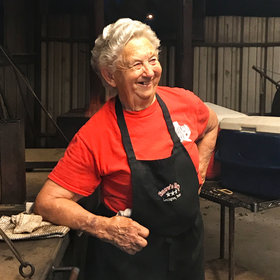 mkgalleryamp; Wine: Tootsie Tomanetz of Snow's BBQ Is the Living Legend Every Meat Lover Should Know