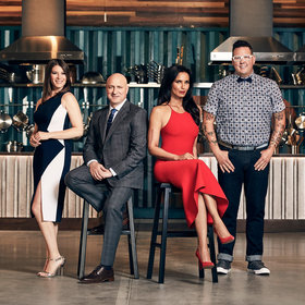Food & Wine: 'Top Chef' Judges Will Compete Against Each Other For The First Time