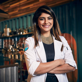 mkgalleryamp; Wine: Top Chef Alum Fatima Ali Reveals Her Cancer Has Returned 'With a Vengeance' in Emotional Essay