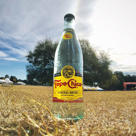 Food & Wine: You Can Get Topo Chico Delivered Pretty Much Anywhere in the United States, but Never Mind, Because We Bought It All